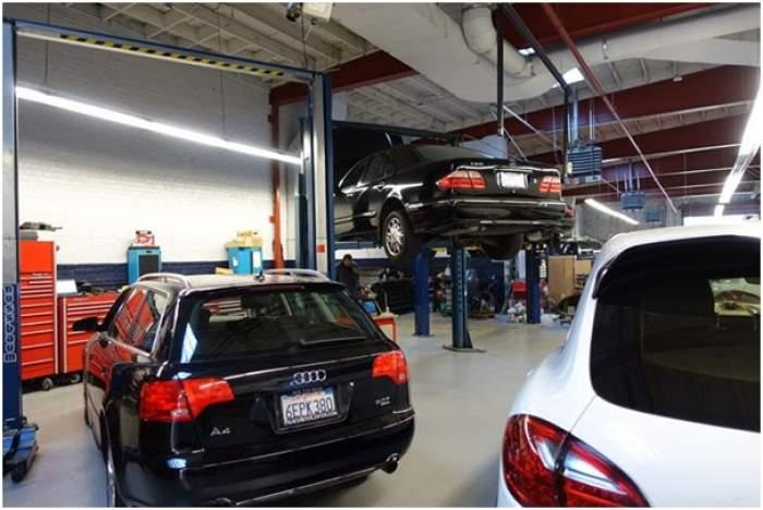 Get the cheap Audi Car Services in Dubai