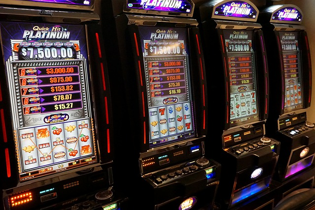 Is there a history involved in Slot Machines?