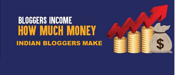 How much does a blogger earn?