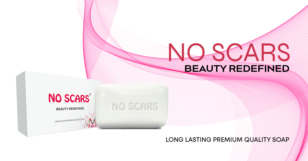 What is the significance of using the scar reducing Soap?